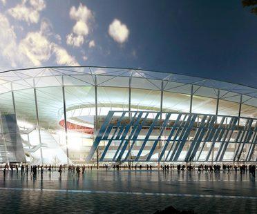 Dan Meis – neues Stadion für den A.S. Rom