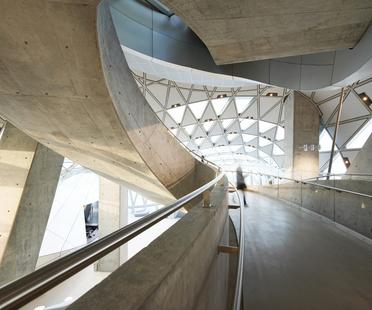 COOP HIMMELB(L)AU  - House of Music – Aalborg Dänemark