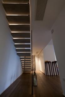 architect Paolo Carli Moretti, photo. Eugenio Barzanti