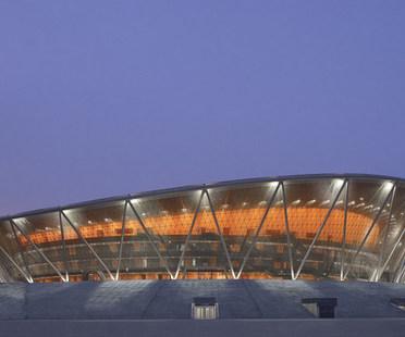 gmp Basketball Stadium Dongguan, China