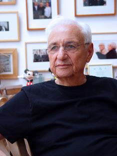 Frank O.Gehry - ph. Alexandra Cabri