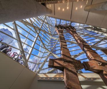 Snøhetta National September 11 Memorial Museum Pavilion - New York, USA