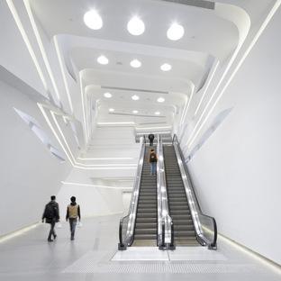 Images courtesy of Zaha Hadid Architects, ph.Doublespace