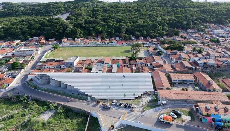 Herzog & de Meuron Arena do Morro - Natal Brasilien