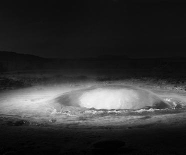 Ausstellung White Golden Dark von Francesco Bosso beim Festival von Spoleto