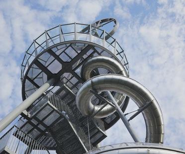 Carsten Höller Vitra Slide Tower – neues Gebäude auf dem Vitra Campus