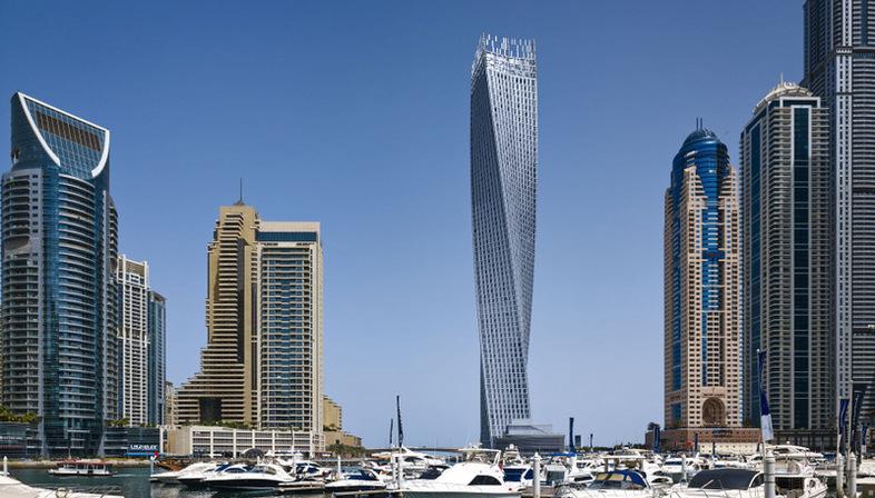 I migliori grattacieli del mondo per il 2014