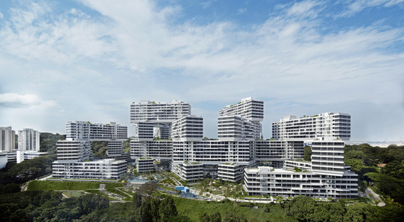 finalist CTBUH The Interlace CapitaL and Singapore
