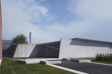 Vitra Campus Weil am Rhein Eröffnung der Álvaro-Siza-Promenade
