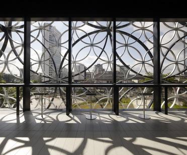 Die Bibliothek von Birmingham nach einem Entwurf von Mecanoo gewinnt den RIBA