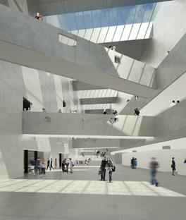 Bernard Tschumi Architects Kulturzentrum ANIMA