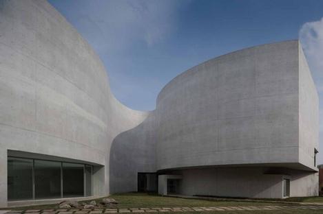 Álvaro Siza + Carlos Castanheira, Museum Mimesis, Ph.Fernando Guerra
