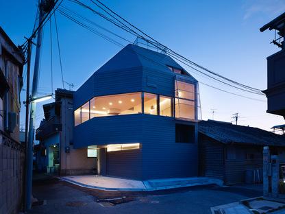 Fujiwarramuro Architects Wohnhaus in Matsubara Osaka