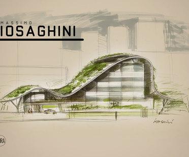 Massimo Iosa Ghini monographische Ausstellung im MAMbo