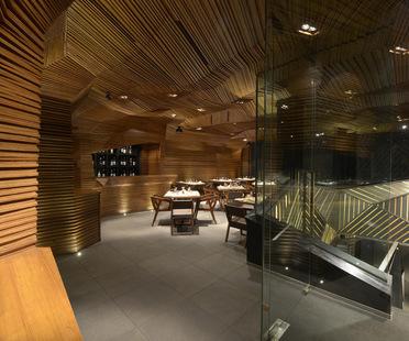 Die besten Projekte für die Innengestaltung von Bars und Restaurants