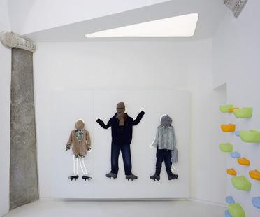 Alvisi Kirimoto + Partners Davide Cenci Junior Store Rom