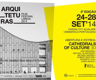 Arquiteturas Film Festival Lissabon in seiner zweiten Ausgabe