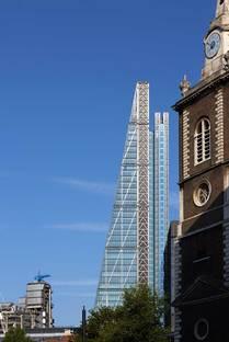 Die neue Skyline von London