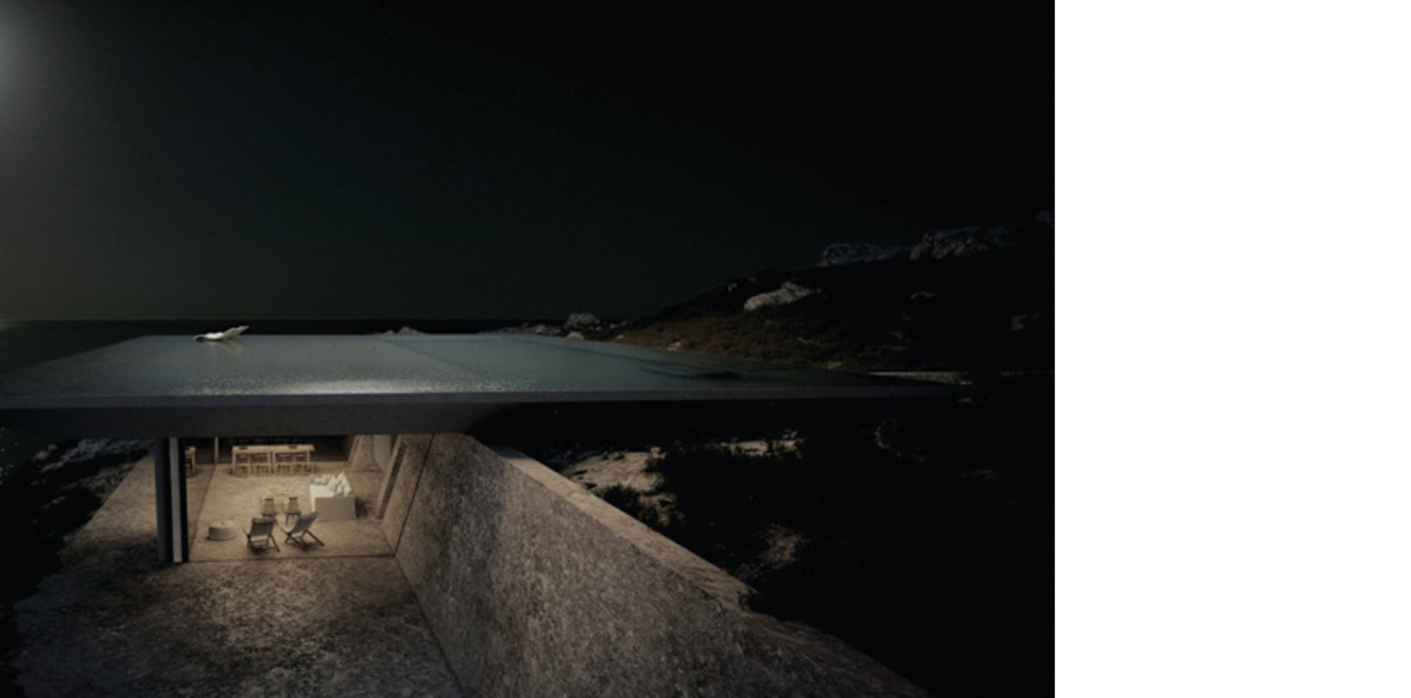 Kois Associated Architects Mirage House Tinos Griechenland