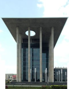 S P Setia Headquarters von Rafiq Azam in Setia Alam, Malaysia