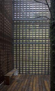 The Screen von Li Xiaodong und die Architektur als Brücke zur Landschaft