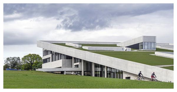 Henning Larsen Architects und das neue Moesgaard Museum in Aarhus