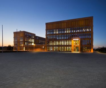 KTA Kadarik Tüür gestaltet das Institute of Physics alla University of Tartu (Estland)