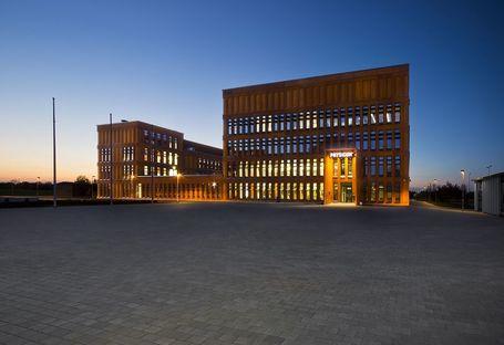 KTA Kadarik Tüür gestaltet das Institute of Physics alla University of Tartu (Estland)
