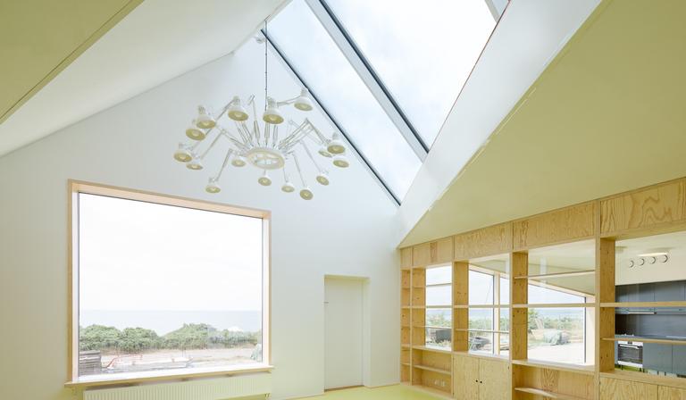 Dorte Mandrup Arkitekter progetta il Råå Day Care Center in Svezia