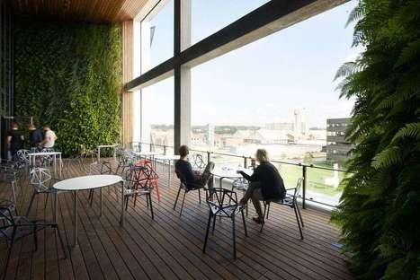 Henning Larsen Architects eröffnet das Kolding Campus in Dänemark