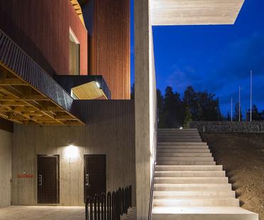 Lahdelma & Mahlamäki und das Finnish Nature Centre Haltia in Espoo