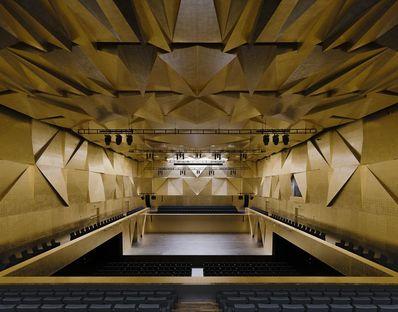 Estudio Barozzi Viega gestaltet die neue Philharmonie Stettin