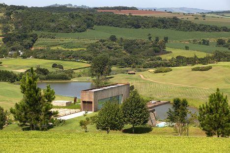 Studio Arthur Casas und Casa MP Quinta da Baroneza in São Paulo