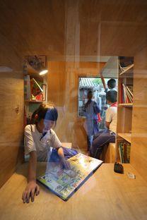 ZAO/standardarchitecture: Micro-Yuan'er in einem Hutong in Peking