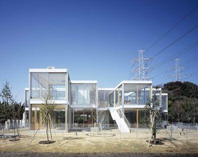 Takeshi Hosaka: Schule Hongodai Christ Church Yokohama
