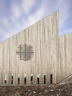 Reiulf Ramstad Arkitekter (RRA) und die Community Church in Knarvik