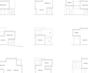 House in Chayagasaka von Tetsuo Kondo Architects in Japan