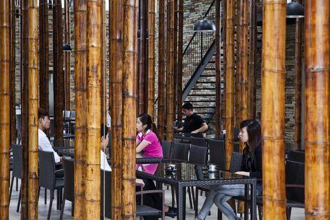 Vo Trong Nghia und das Son La Restaurant in Vietnam