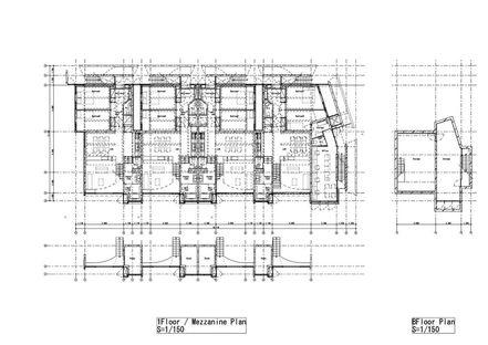 ARTechnic architects progetta Breeze, Wohnhaus mit Büro in Tokyo