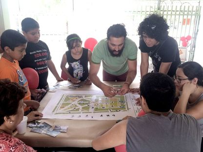 Urban Spa: Ein Workshop von PKMN mit Studenten in Chihuahua