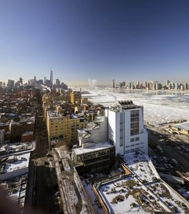 RPBW Renzo Piano und das neue Whitney Museum in New York