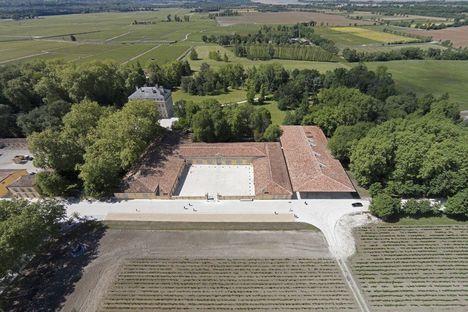 Foster+Partners in Chateau Margaux: Ausbau und Sanierung