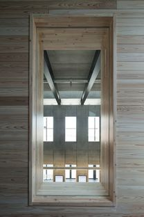 Tsuruga Multipurpose Center ORUPARK von Chiba Manabu Architects
