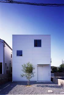 Sehenswürdigkeiten in Japan: die Häuser in der Stadt
