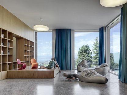 2b architectes: Erweiterung der Schule vonBelmont-sur-Lausanne