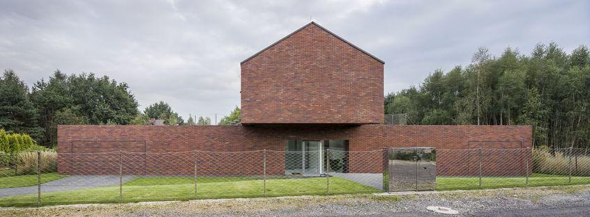 Konieczny – KWK Promes und das Living-garden House, Polen