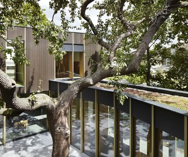 Pear tree house di Edgley Design a Dulwich, Londra
