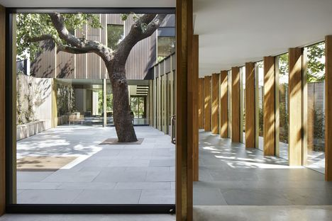 Pear tree house von Edgley Design in Dulwich, London