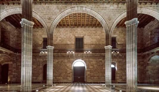 Architekturen in Barcelona laut Josep Lluís Mateo