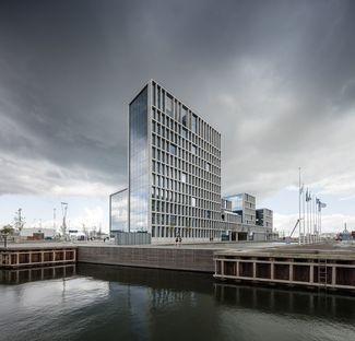 CF Møller signiert die neuen Büroräume von Bestseller in Aarhus (Dänemark)